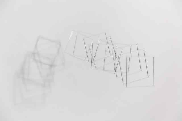 , 'Tetralineados transparente 63,' 2016, Galerie Denise René