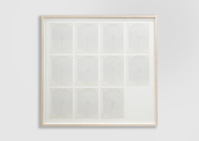 Robert Barry, 'Untitled (11 elements)', 1968, Alfonso Artiaco