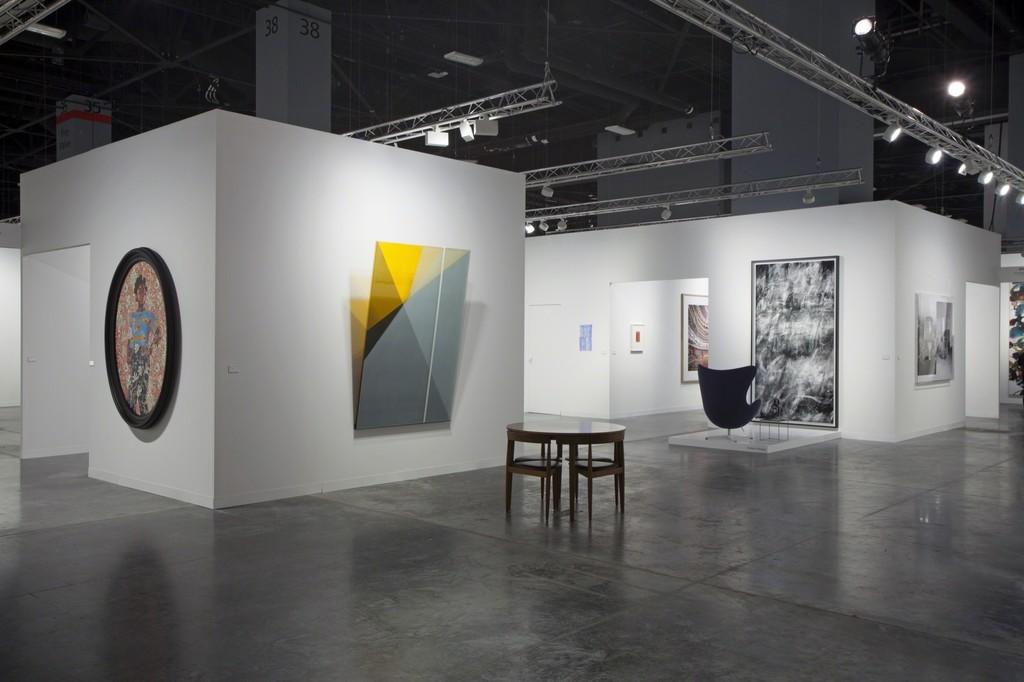 Sean Kelly at Art Basel Miami Beach 2018 December 6 - 9, Booth D14 Photography: Sebastiano Pellion di Persano Courtesy: Sean Kelly, New York