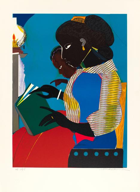 , 'The Lamp, Artist Proof,' 1984, Alan Avery Art Company