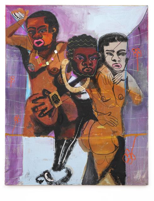 , '3 graces of Olney,' 2018, Kohn Gallery