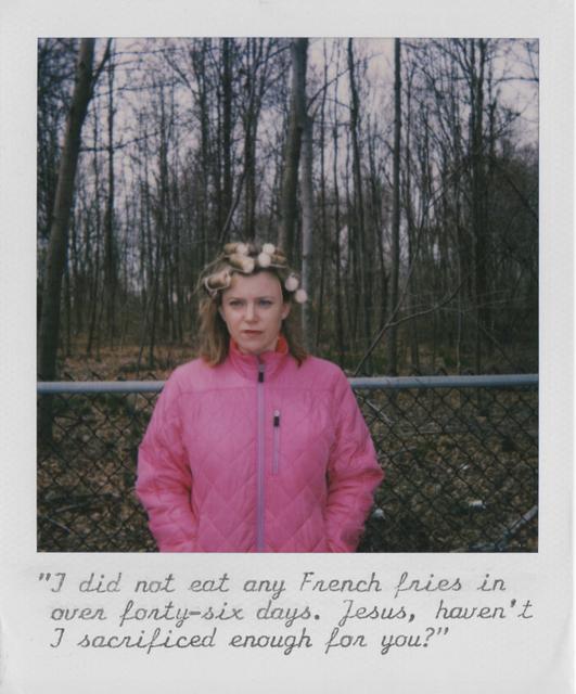 , 'Marisa,' , Krista Saunders Scenna
