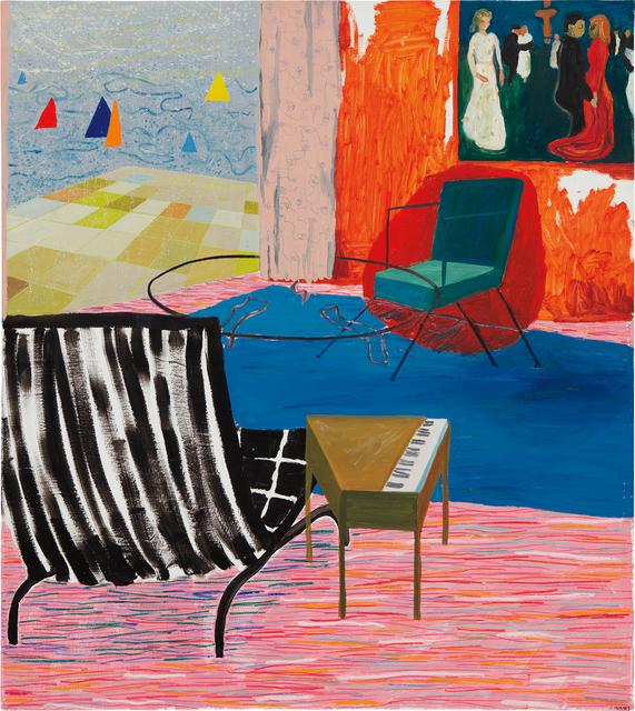 Shara Hughes, 'Sailing', 2006, Phillips