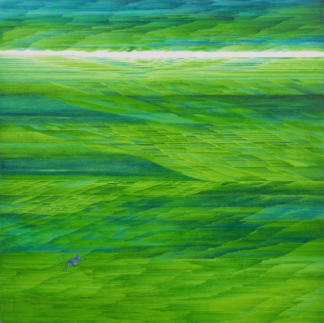 , 'First Dawn,' 2011, Tomio Koyama Gallery