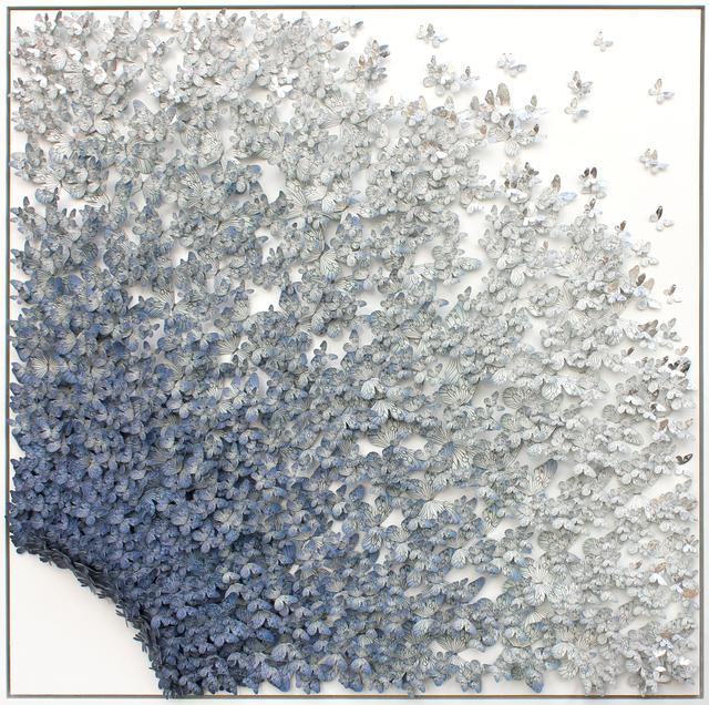 , 'Silver Shadow,' 2018, Woolff Gallery