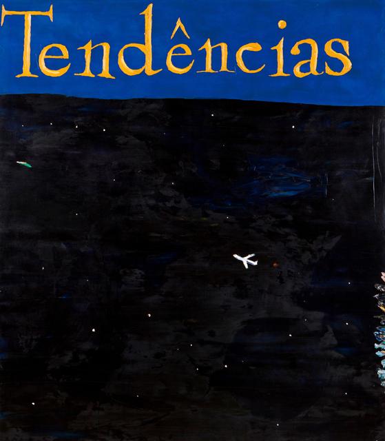 """José Batista Marques, '""""Tendências""""', Veritas"""