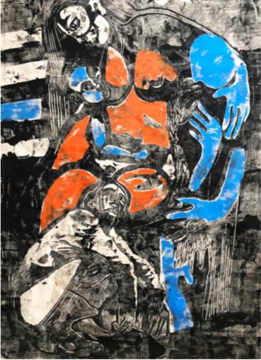 Katya Zvereva, 'Mother ', 2020, House of Fine Art - HOFA Gallery