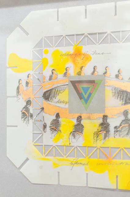 Marcos Lutyens, 'Radius', 2019, Alberta Pane