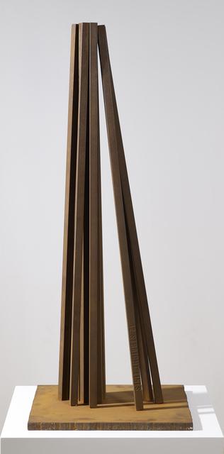 , '12 Straight Lines,' 2010, de Sarthe Gallery