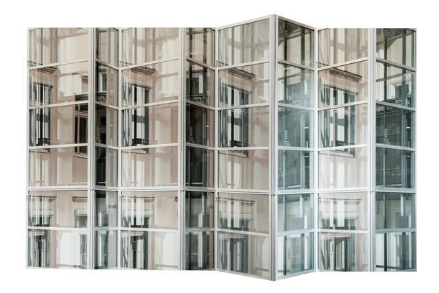 Claudia Fritz, 'ohne titel ( shift & kink 1 )', 2018, Artdepot