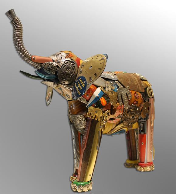 , 'Elelphant,' 2015, Cavalier Galleries