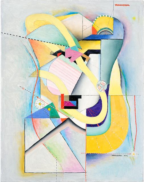 , 'Transversal,' 2002, Bode Gallery