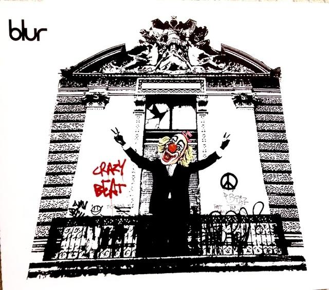 Banksy, 'Crazy Beats', 2003, AYNAC Gallery