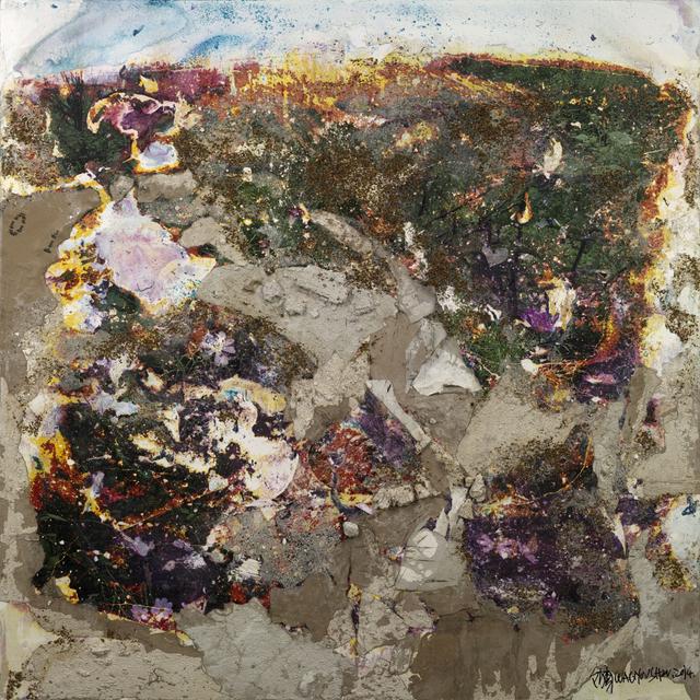 Wang Youshen, 'Per Square Meter: Washing My Landscape 6-03', 2010-2014, Mixed Media, Color photograph, water, ShanghART