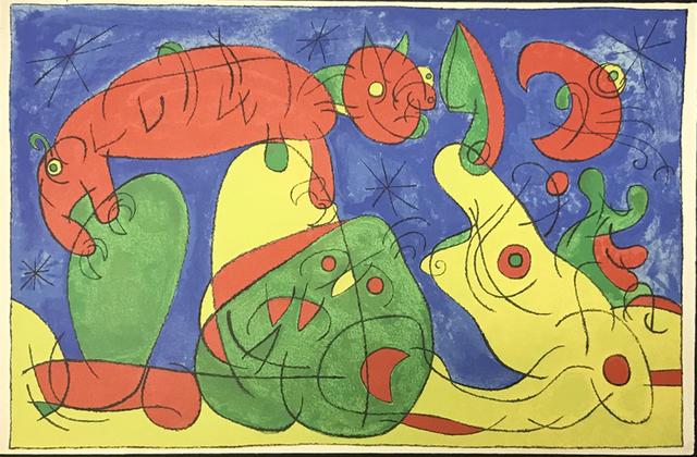, 'Ubu Roi - plate 11,' 1966, Fairhead Fine Art Limited