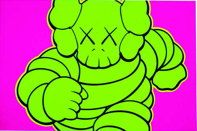 KAWS, 'Running Chum', 2003, DIGARD AUCTION
