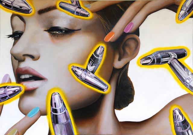 Manzur Kargar, 'BULLETS 2', 2015, Isabella Garrucho Fine Art