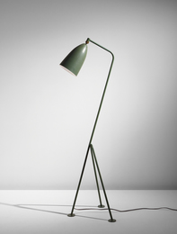 "Greta Magnusson Grossman, '""Grasshopper"" floor lamp,' 1947-1948, Phillips: Design"