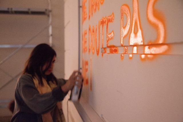 , 'Emanticipation,' 2014, Fondation d'Entreprise Galeries Lafayette