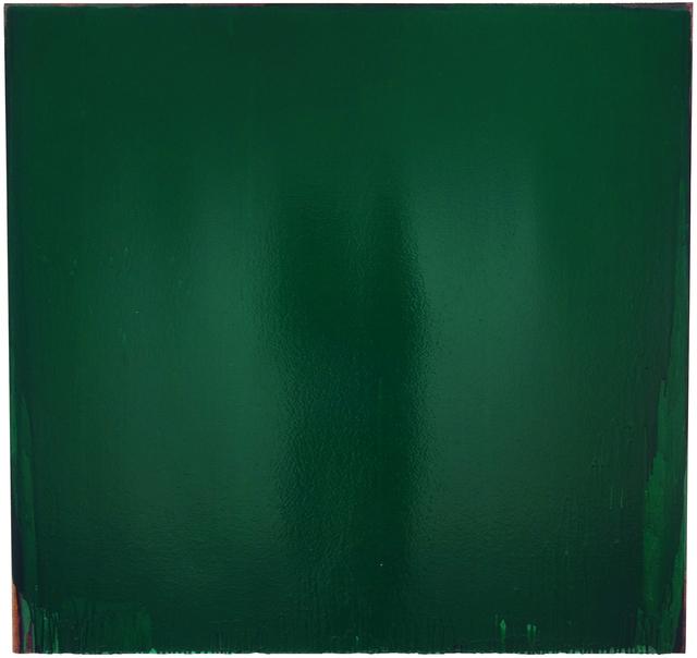 , 'untitled (Green),' 2006, George Lawson Gallery