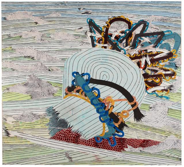 , 'Sea Snail,' 2013, DANESE/COREY