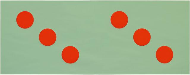 John M. Armleder, 'Untitled', 1987, Koller Auctions