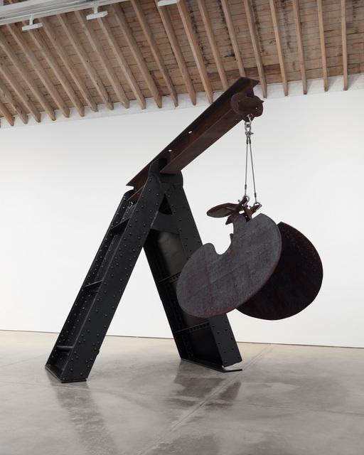 Mark di Suvero, 'The Cave ', 2015, Paula Cooper Gallery