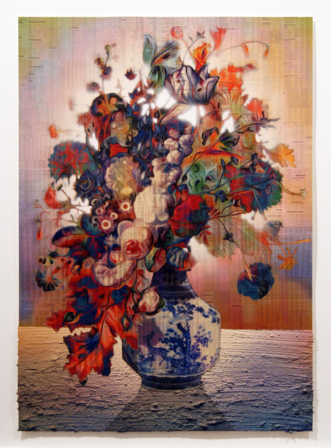 , 'A Heaven in a Wild Flower,' 2013, Alan Cristea Gallery
