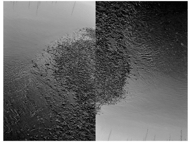 , 'Esker,' ca. 2010, The Print Atelier