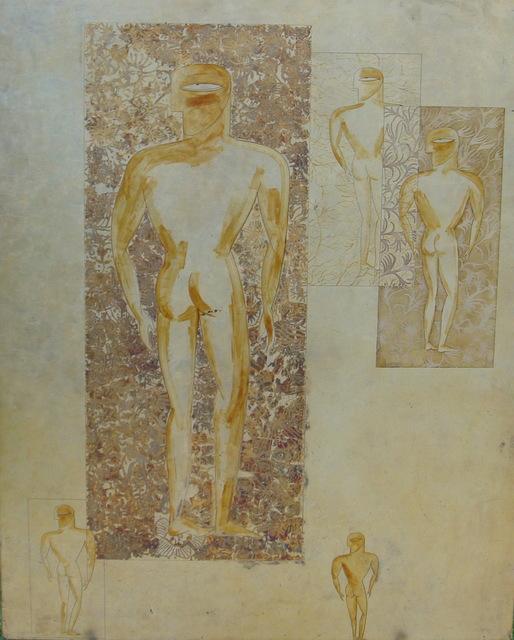 , 'Presentation,' 2001, Ai Bo Gallery