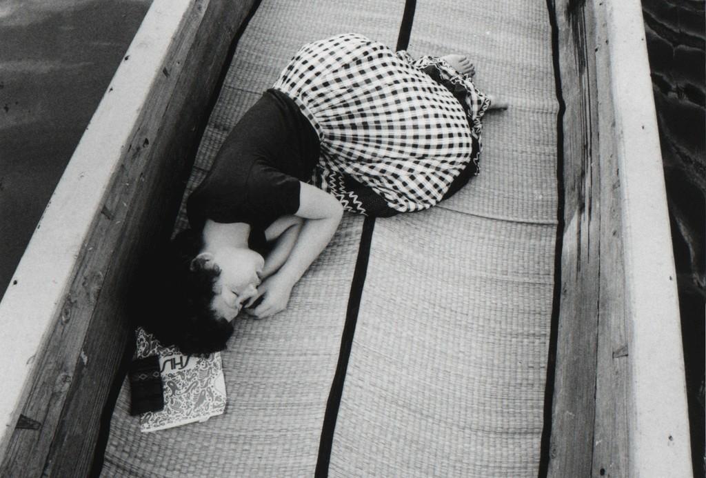 Nobuyoshi Araki, Sentimental Journey, 1971 (2015 print) © Nobuyoshi Araki, Courtesy of Taka Ishii Gallery, Tokyo