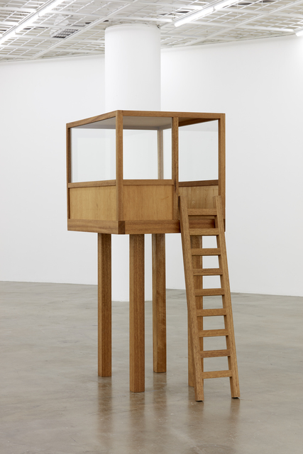 , 'Lookout,' 1999, Art Sonje Center