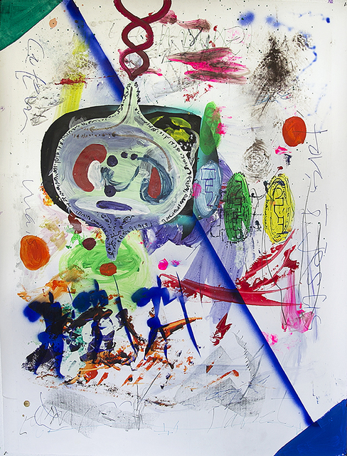 Ilidio Candja Candja, 'Untitled #4', 2017, Bill Lowe Gallery