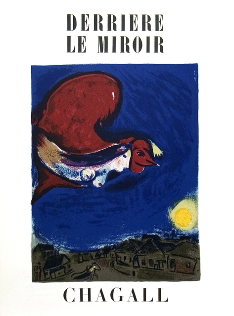 Marc Chagall, 'Derriere Le Miroir no. 27-28 Cover', (Date unknown), ArtWise