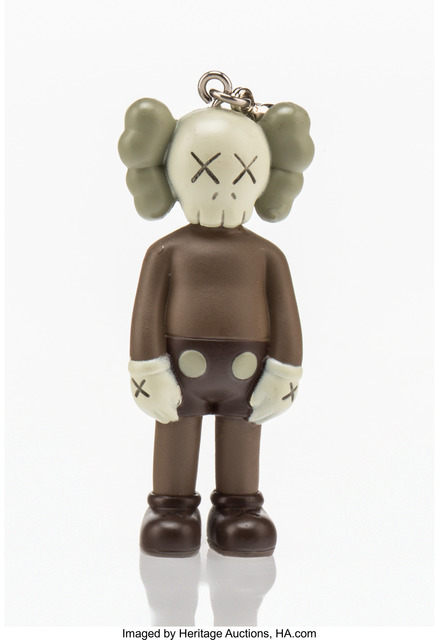 KAWS, 'Companion (Brown), keychain', Heritage Auctions
