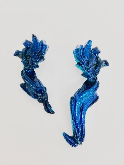 DARJA POPOLITOVA, 'ATTENTION MELT II', 2018, Galerie Beyond