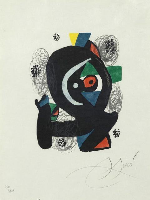 Joan Miró, 'La mélodie acide 31', 1980, Caviar20