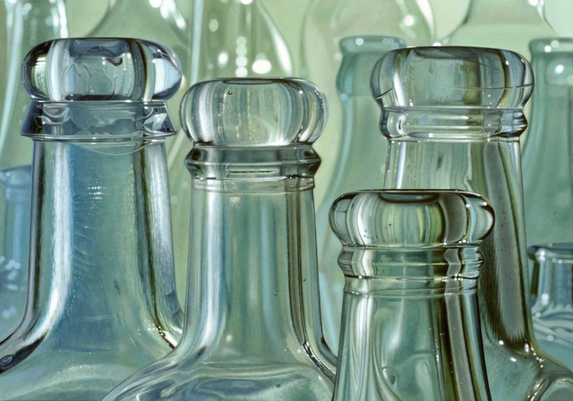 , 'Glass Bottle Tops,' 2016, Quidley & Company
