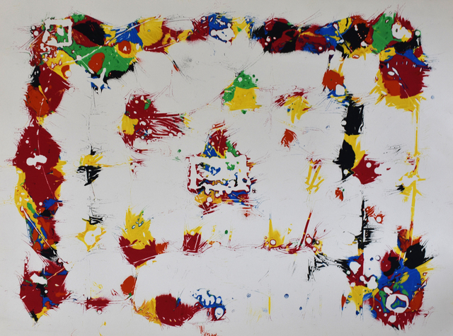 Sam Francis, 'Untitled (SF89 3)', 1979, Gilden's Art Gallery