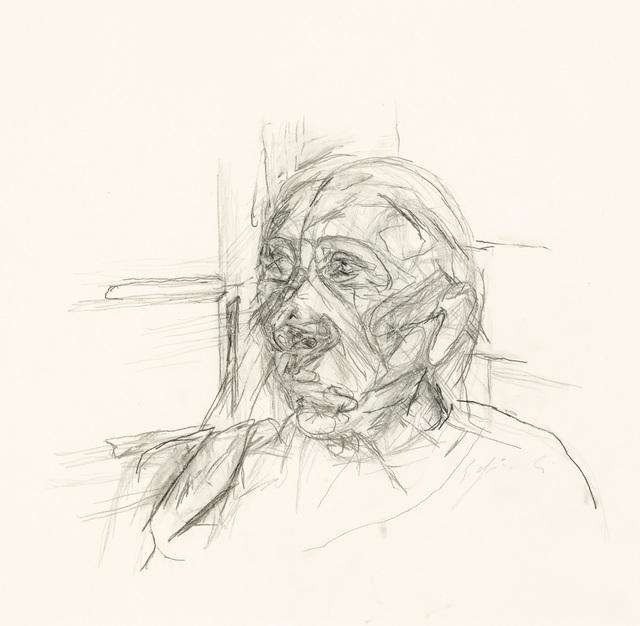 , 'Head ,' 1961-1964, Galerie Bei Der Albertina Zetter