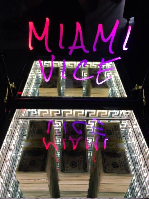 , 'ZMK, Miami Vice,' 2019, Oliver Cole Gallery