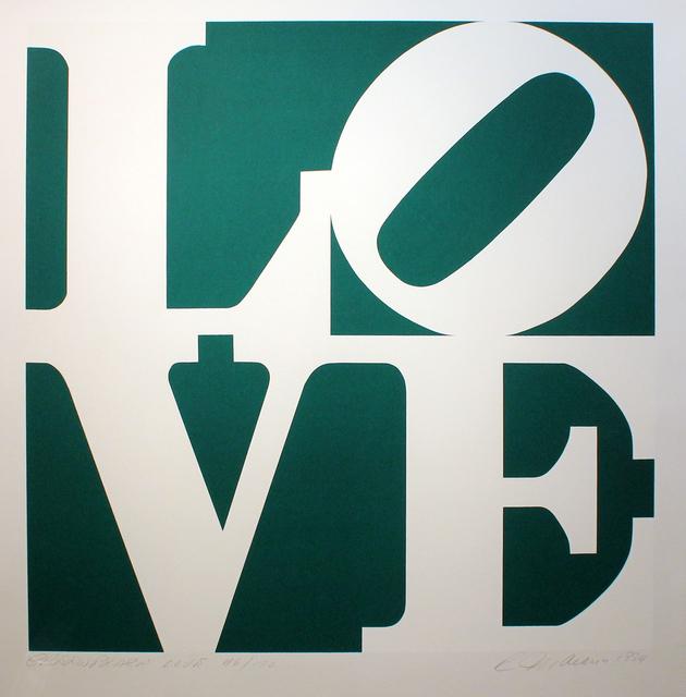 , 'Greenpeace Love,' 1994, Gormleys Fine Art