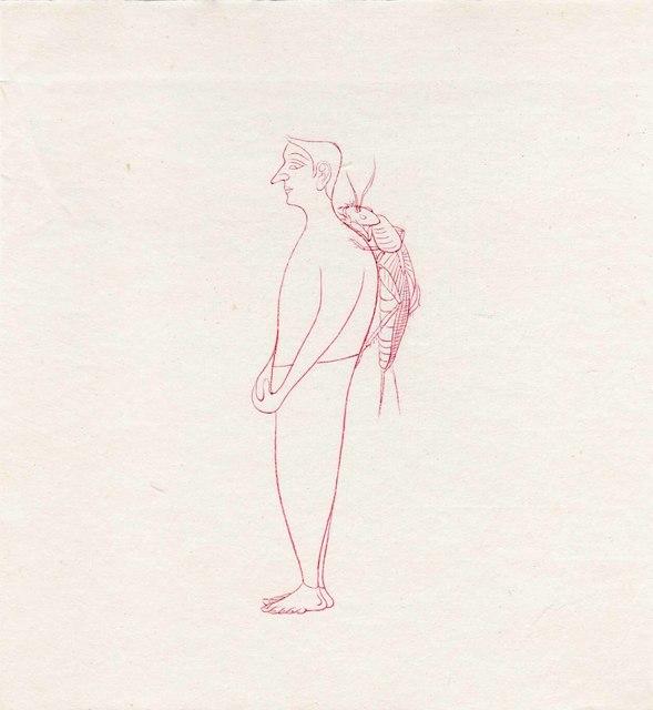 , 'Man 8,' 2013, Galerie Mirchandani + Steinruecke