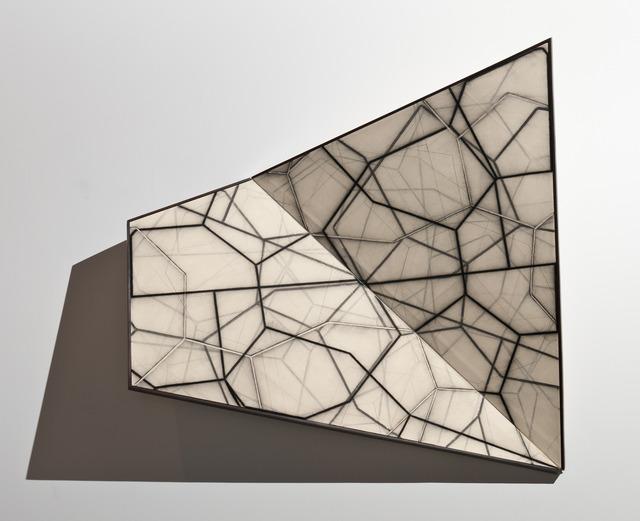 , 'Bi-fold IX,' 2011, Bentley Gallery