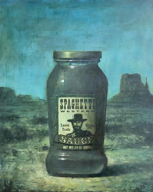 , 'Spaghetti Western: Green,' 2014, Modern West Fine Art