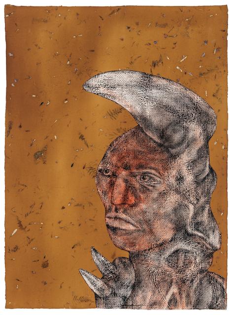 Carlos Fragoso, 'Warrior', 2017, Jason McCoy Gallery