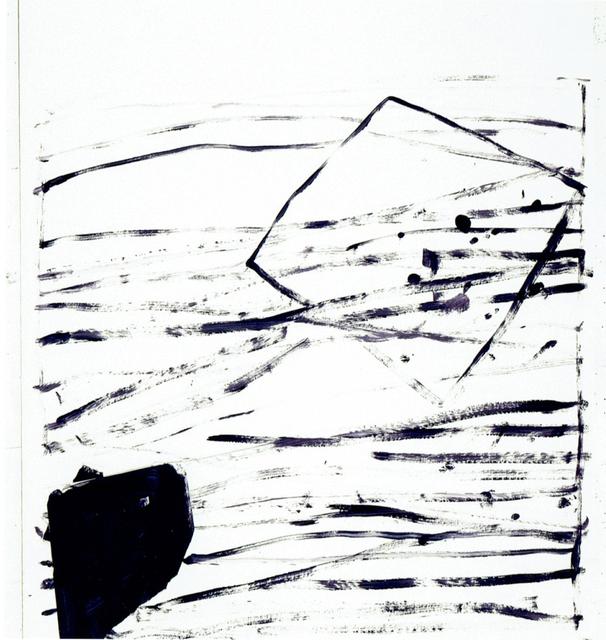 , 'Untitled,' 2010, l'étrangère