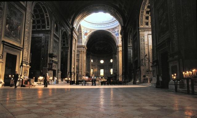 Leon Battista Alberti Church Of Sant Andrea Mantua 1472 Artsy