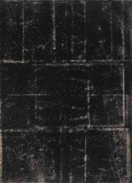 , 'Escritura Noctura (Noctural Writing),' 2015, Niels Borch Jensen Gallery and Editions
