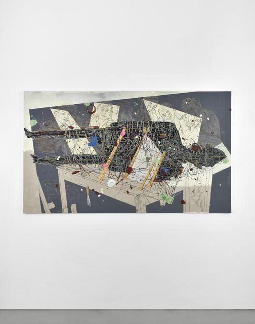 , 'Tat mulo ,' 2016, Galerie Christophe Gaillard